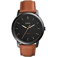 Fossil Analog Black Dial Men's Watch-FS5305