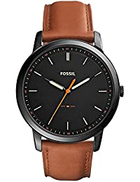 Fossil Analog Black Dial Men's Watch-FS5305