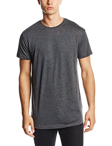 urban-classics-herren-t-shirt-shaped-long-tee-grau-charcoal-91-medium
