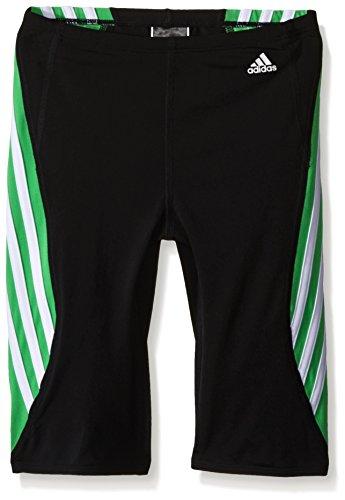 adidas Mens Solid Splice Infinitex Jammer Black/Green