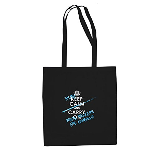 Planet Nerd GoT: White Walkers are coming - Stofftasche/Beutel, Farbe: ()