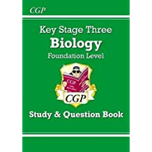 KS3 Biology Study & Question Book (with Online Edition) - Foundation