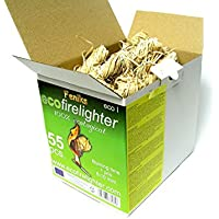 Feniks Firelighters 50+5pcs. for free = 55pcs. in the box, For Fireplace, Stoves, Barbecues and Campfires …