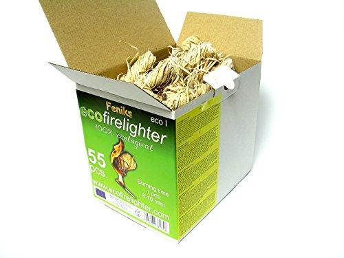 Pastillas - Encendedores de barbacoa Feniks unidades en la caja 50 +...