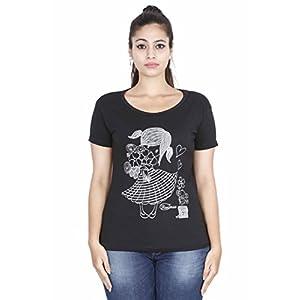 FLEXIMAA Women's T-Shirt