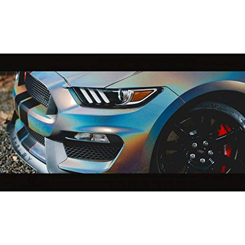 3M 1080 Gloss Flip Psychedelic | GP281 | Vinyl CAR WRAP Film (5ft x 40ft (200 Sq/ft)) w/Free-Style-It Pro-Wrapping Glove (Chrome Wrap Vinyl)
