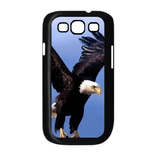 Bald Eagle Brand New Cover Case for Samsung Galaxy S3 I9300,diy case cover ygtg578117