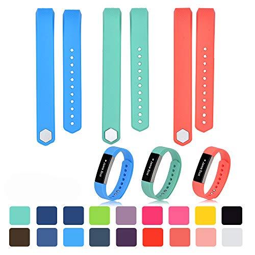Silikon Handgelenk Band Smart Armband Ersatz Armband Hohe Qualität Silikon Armband Band Strap Für Fitbit Alta AusgewäHltes Material Tragbare Geräte Cleveres Zubehör