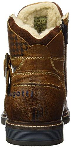 Bugatti Herren 321344503200 Klassische Stiefel Braun (Cognac)