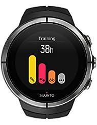 Suunto Spartan Ultra GPS-Uhr, für Multisport-Athleten, Unisex, 26 Std. Akkulaufzeit, Wasserdicht, Farbtouchscreen