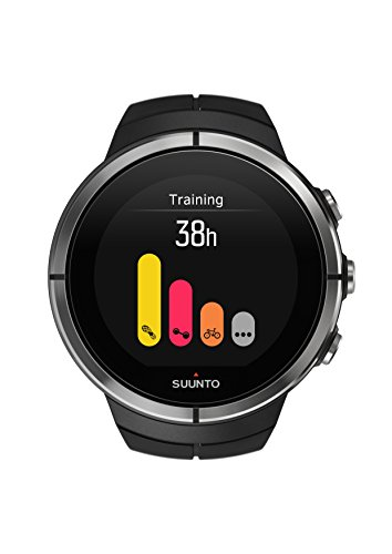 Suunto Spartan Ultra, color negro (SS022659000)