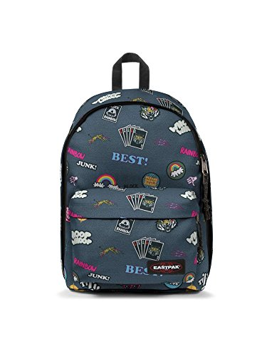 All Office Eastpak À Dos Patched Sac Ek767 Homme Of Out UqUOIT