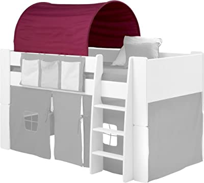 Steens 290624273 - Carpa en forma de túnel para cama alta, color rosa by Steens Furniture