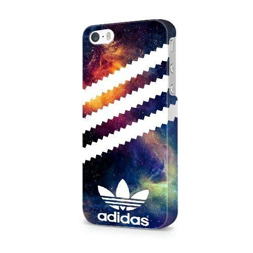 NEW* ADIDAS ORIGINALS Tema iPhone 6/6S (4.7 Version) Cover - Confezione Commerciale - iPhone 6/6S (4.7 Version) Duro Telefono di plastica Case Cover [JFGLOHA998536] ADIDAS LOGO#00