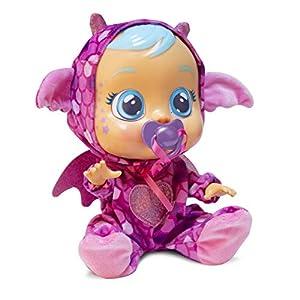 IMC Toys 99197 Fantasy Bruny - Muñeca Bebés Llorones, Multicolor