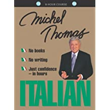 Italian with Michel Thomas: 8-Hour Course (CD)