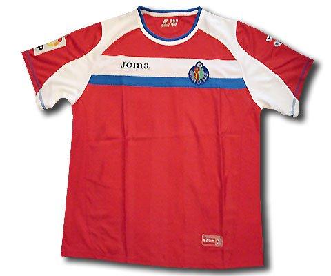 Getafe away shirt 2008