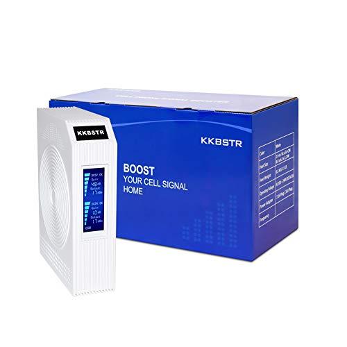 KKBSTR Amplificateur de Signal pour Téléphones Portables, France Télécom Orange SFR Bouygues, Améliorez Votre Appel 2G 3G 4G