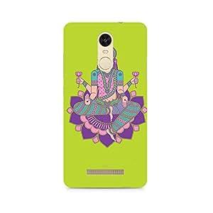 TAZindia Premium Printed Mobile Back case cover For Xiaomi Redmi Note 3