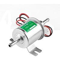 Universal Automotive Modified hep-02 a 12 V Heavy Duty Elektrische Kraftstoffpumpe Metall für Benzin & Diesel