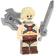 Er-Mann und die Meister des Universums Custom Lego Kompatibel Er Mann - He-Man And The Masters Of The Universe