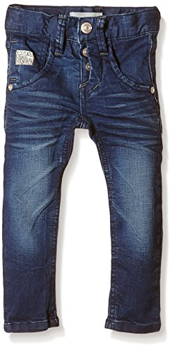 NAME IT Jungen Jeanshose XSL/XSL DNM PANT NOOS, Gr. 116, Blau (Medium Blue Denim)