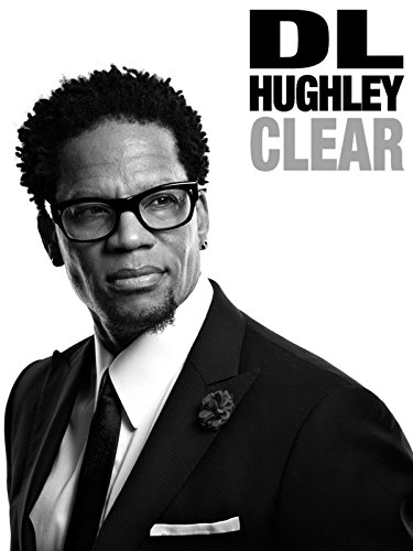 D.L. Hughley: Clear Cover