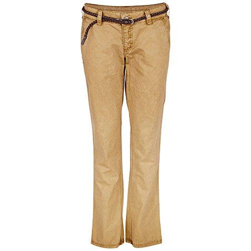 Chiemsee invidia pantalon pour femme Beige - Super Sand