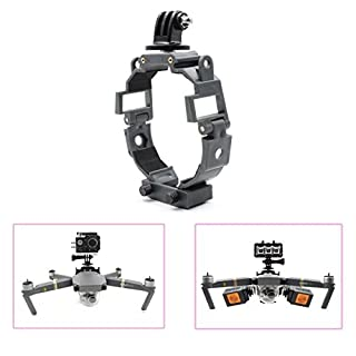siyangmy Multifunction Fixed Bracket for DJI MAVIC Pro Camera and LED LIGHT Fixed Holder Accessories