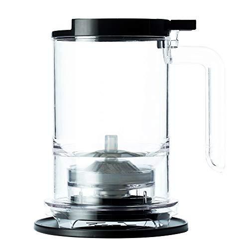 T2 Tea - Teamaker with Tea Infuser and BPA-free Plastic, Loose Leaf Tea Maker, Black (500ml/16.9 floz)