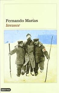 Invasor par Fernando Marías