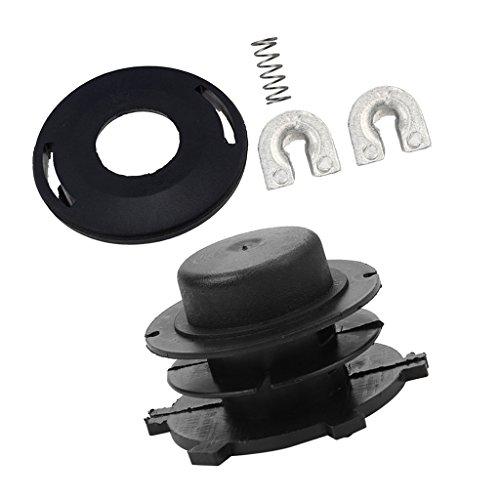 Baoblaze Trimmerspule Trimmer Kopfabdeckung Kit Federsatz Für STIHL Autocut 25-2 Trimmer