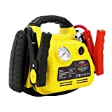 Best Compact Jump Starters - Ashford Morris 22230 Compact Jump Starter with Air Review