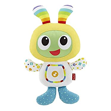 Fisher-Price-Mi-primer-robot-Robi-juguete-de-peluche-beb-6meses-Mattel-DPL48