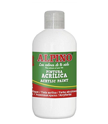 Alpino dv000020Trinkflasche Acrylfarbe ESCOLAR