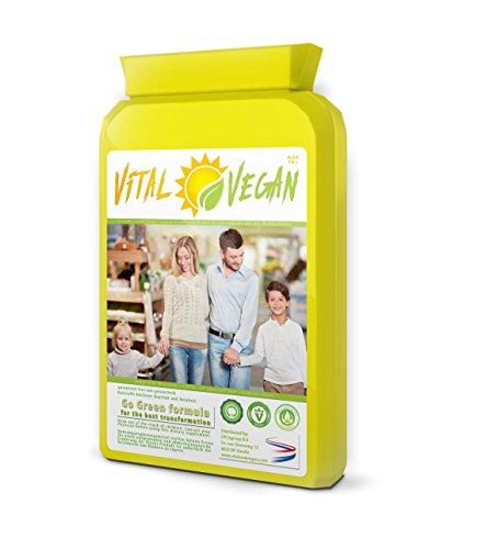 Vegan Cuts 6mm der Appetitzügler mit Synephrine - 240 kleine leicht zu schluckende Tabletten 6mm