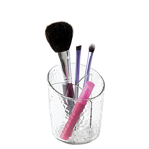 mDesign Tazza Organizzatore Cosmetici da Armadietto per