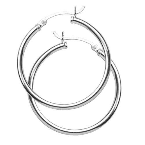 plata-de-ley-grandes-aro-pendientes-125-pulgadas-de-diametro-2-mm-de-grosor
