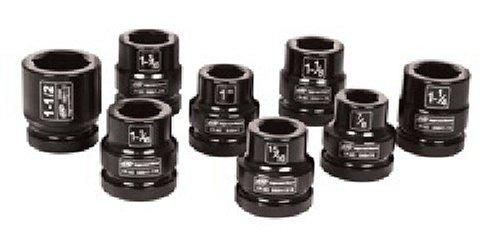 Ingersoll Rand sk8h81Impact Socket Set, 8-teilig - Ingersoll Rand Cover