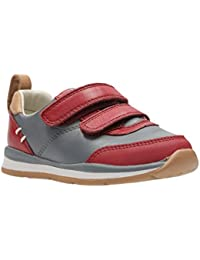 299fe5d1c82 Amazon.co.uk  Clarks - First Walking Shoes   Baby Boys  Shoes   Bags