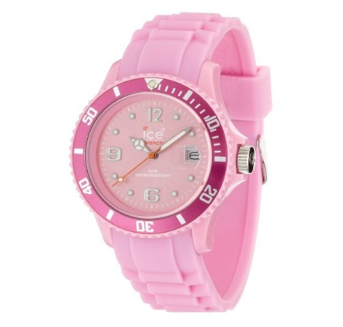 Ice-Watch – ICE forever Pink – Women's wristwatch with silicon strap – 000130 (Small)