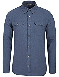 Mountain Warehouse Chemise Homme Manches longues Flanelle Track