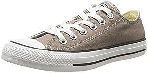 Converse Ctas Season Ox, Damen Sneakers, Beige (beige/taupe), 40 EUBeige (beige/taupe), 40 EU