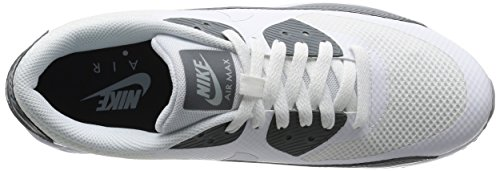 white 90 Essential Ultra cool Herren Turnschuhe Grey Air Max Elfenbein 2 Nike 0 wolf Grey White 0IwtP4q0x