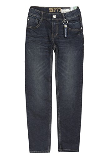 Lemmi Jungen Jeanshose Hose Jeans Boys Tight Fit Big, Blau (Blue Denim|Blue 0013), 152 (Herstellergröße: 152)