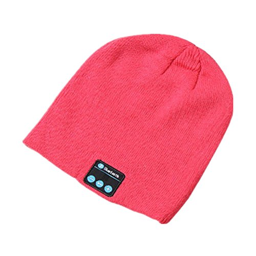 Z-P Unisex Fshion New Style Bluetooth Stereo Music Wireless Phone Music Listening Knitted Warm Hat