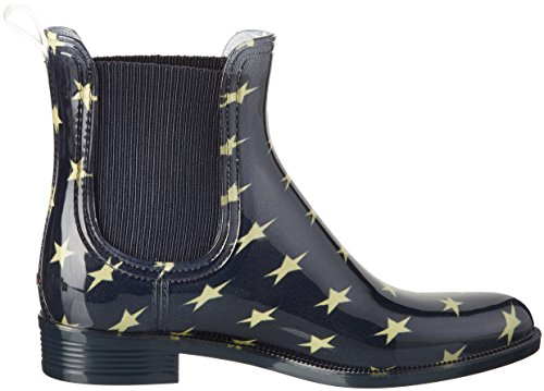Tommy Hilfiger Damen O1285dette 6r1 Chelsea Boots Blau (midnight 403)