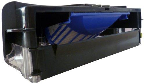 iRobot AeroVac Bin mit Filter für iRobot Roomba 500 600 Serie Original schwarz