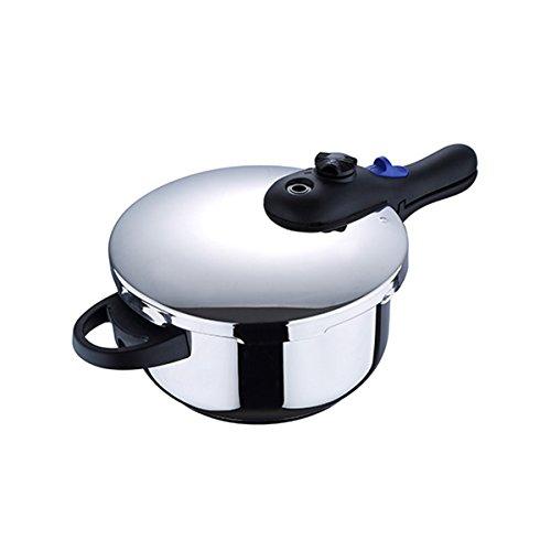 Chef Sauce Mini - Olla a presión, 22 cm, 4 litros