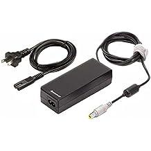 Lenovo 40Y7663 - Adaptador de corriente (100-240V, 50/60 Hz, 90 W, para Lenovo ThinkPad EU1) negro